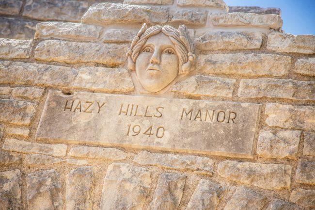 Hazy Hill Manor
