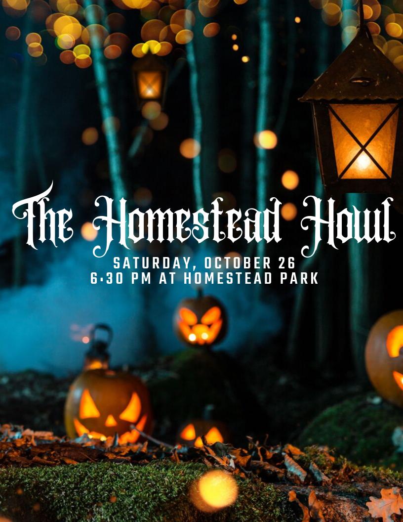 the homestead howl