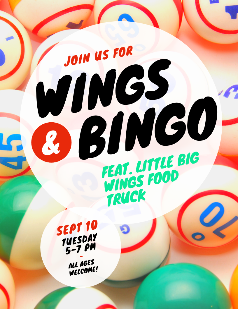 Wings & Bingo
